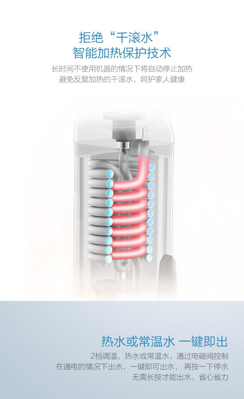 争水器直饮机JZV-A6G新款功能图片-2