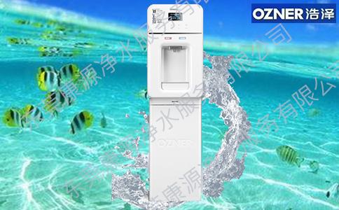 浩泽-智能A1旗舰系列-JZY-A1XB-W款净水器价格